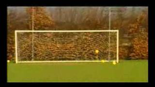 Crystal Palace Crossbar Challenge