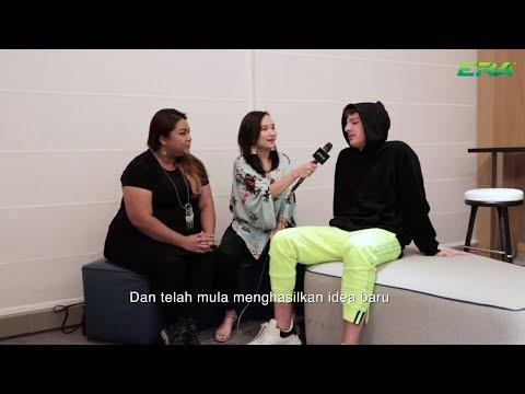 Hani Fadzil Dengan Dina Nadzir Interview Charlie Puth