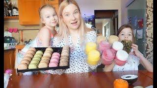 Вот это поели, конец диете/заказ с сайта Чизкейк.ру ))) Обзор сладостей