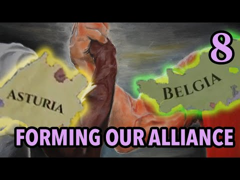 Imperator Rome Multiplayer Ep 8: Forging An Alliance |