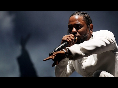 Kendrick Lamar's Warning from the Illuminati... (2017-2018)