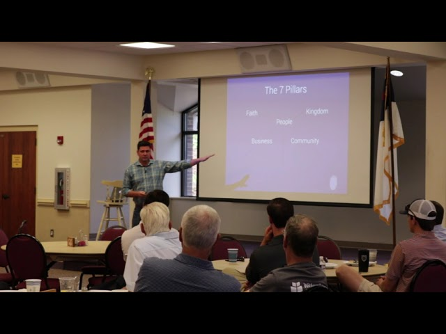Raleigh Faith in Business   Engage in Business   Luke 19