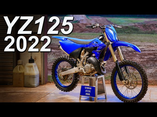 2022 Yamaha YZ125 Model Update   What's New   Pricing