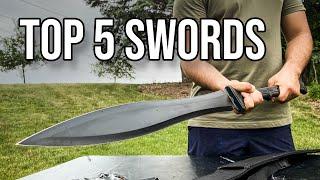 Top Swords For 2021 (UNDER $200)
