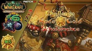 Скачать Challenge Mode GOLD 5 DK Tank Scholomance 17 13