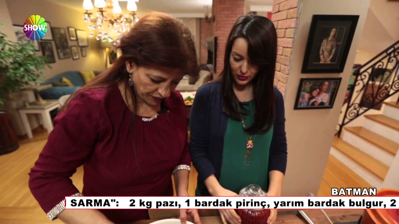 Yoğurtlu Pazı Kavurması Tarifi Videosu
