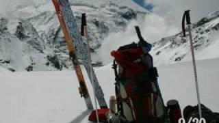 2010年9月20日~28日 Skier本田大輔くんのヒマラヤ・ダウラギリ(8167m...