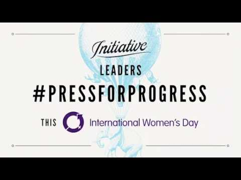 INITIATIVE Australia #PressForProgress