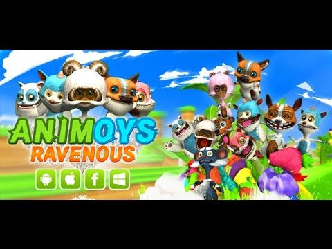 Animoys : Ravenous - (Android / iOS #Games) By GAMYO GamePlay Trailer