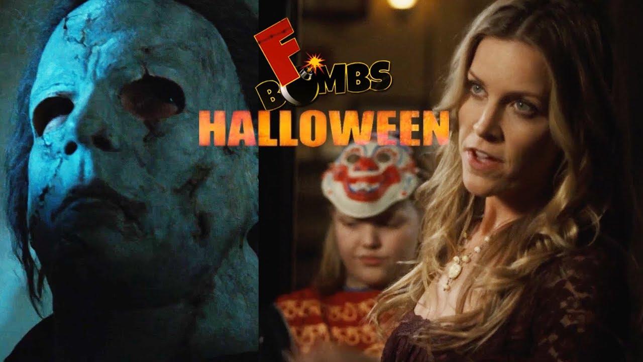 rob zombie's halloween (2007) - f-bombs - youtube