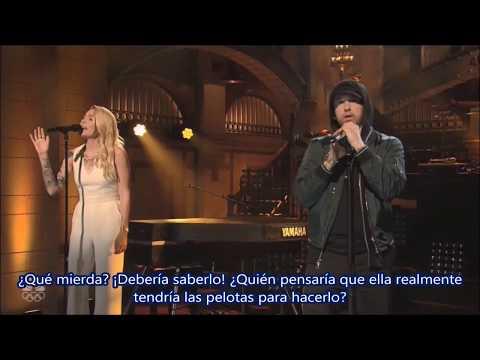 Tragic Endings - Eminem Ft. Skylar Grey Subtitulada En Español
