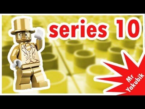 Минифигурки с display box. Обзор minifigures (lego) С.В.А.Т. - YouTube