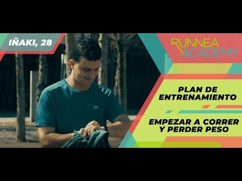 Plan de entrenamiento para empezar a correr y perder peso con Runnea Academy