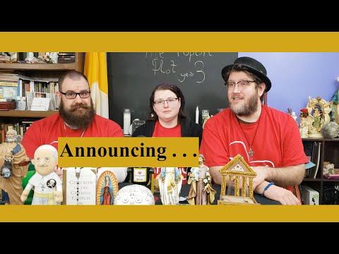 Announcing . . . . The Popish Plotcast