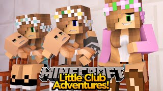 Minecraft Little club Adventures - Little Kelly Has A Baby???