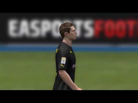 Real Madrid vs. Borussia Dortmund / 30.04.2013 / UEFA Champions League / Fifa 13 Prognose