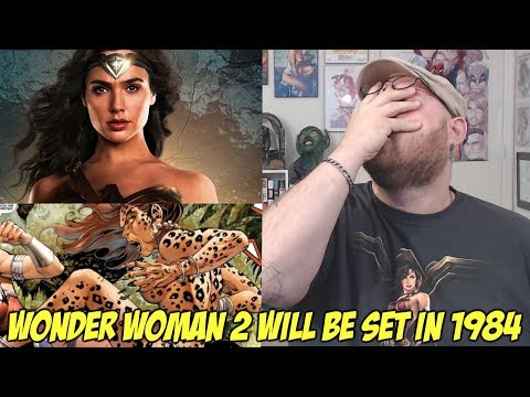 Wonder Woman 2 Will Be Set in 1984 - DCEU Plot Hole Explained!!!