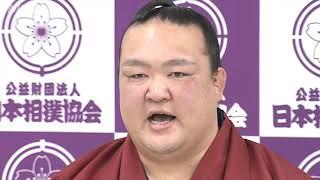 「土俵人生に悔いなし」 稀勢の里引退会見 稀勢の里 検索動画 2