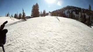 Backcountry Ski Tour June 17
