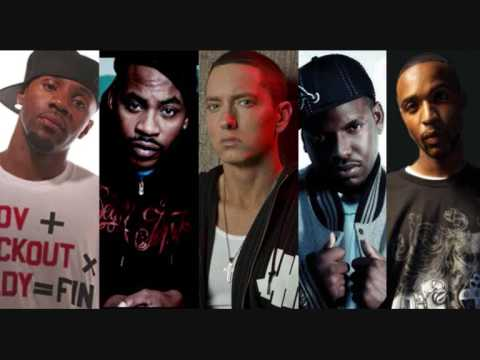 Eminem Ft. Obie Trice, Stat Quo, Bobby Creekwater & Ca$his - Shady Narcotics We're Back