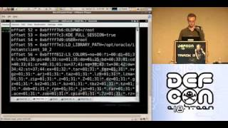 Defcon 18 - Advanced format string attacks Paul Haas