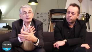 Rencontre avec Olivier Devys et Patrick Norguet pour Okko Hôtels