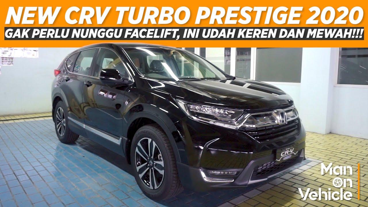 ALL NEW HONDA CR-V PRESTIGE TURBO INDONESIA 2020 (Review)   KOK MAKIN NYAMAN, SUDAH FACELIFT?