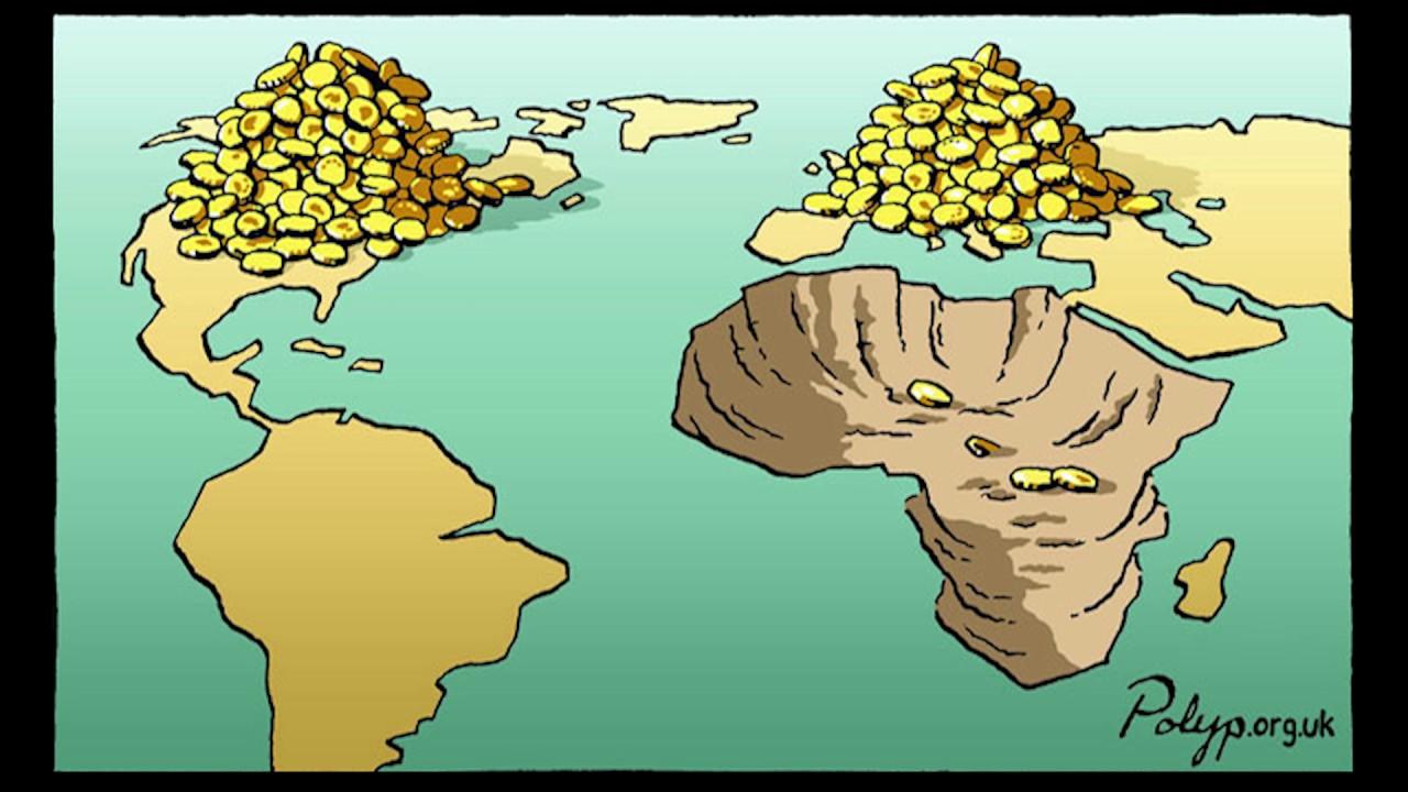 Afrika Kolonialzeit