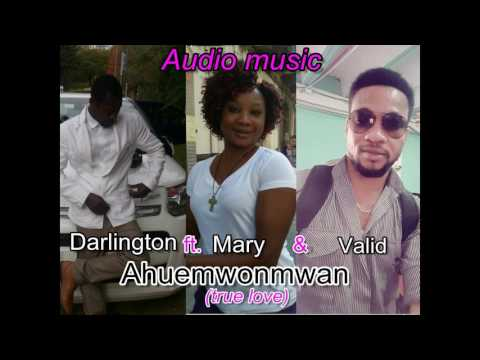 (Nigerian Edo love song Ahuemwonmwan) - Darlington ft Mary & Valid