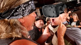VR Drunkn Bar Fights - Fists of FURY