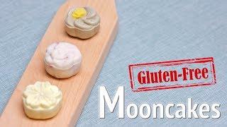 How to Make Gluten-Free Mooncake for Mid-Autumn Festival (冰皮月餅)