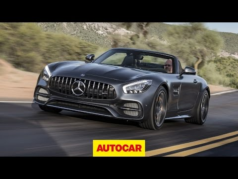 Mercedes-AMG GT C Roadster review | AMG