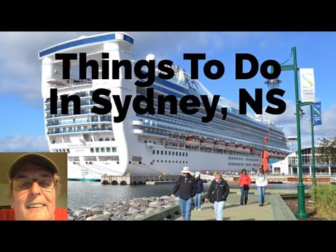 Things To Do In Sydney NS