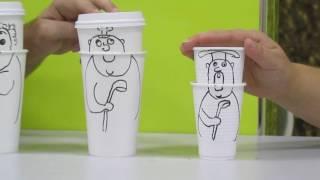 Учили ребят как делать вирусные ролики: поющие стаканы один из них =)(Учили ребят как делать вирусные ролики: поющие стаканы один из них =), 2016-07-09T10:38:01.000Z)
