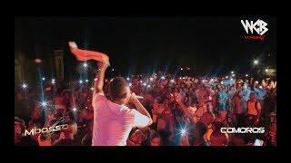 Mbosso live perfomance Hodari Comoros