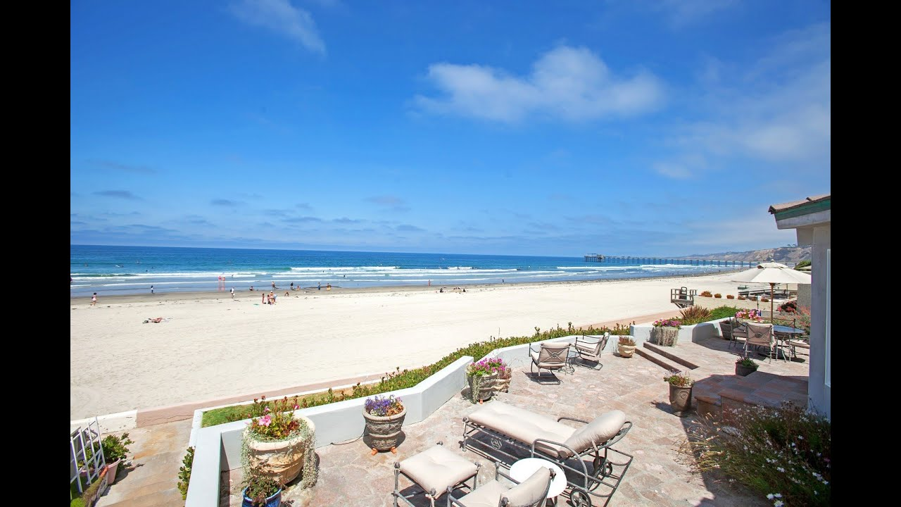 oceanfront beach house in la jolla california youtube