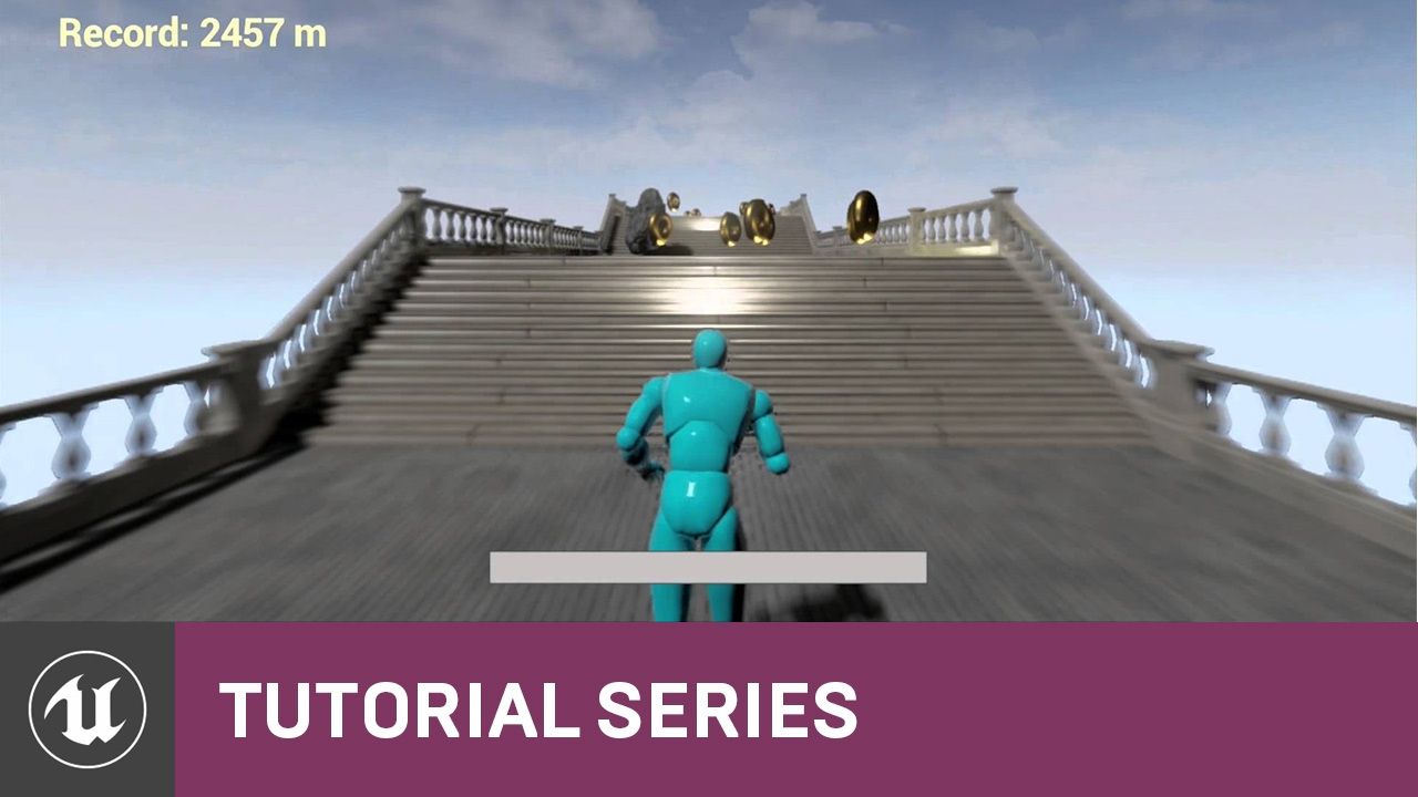 Video tutorials blueprint endless runner malvernweather Choice Image