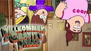 Willkommen in Gravity Falls - Neue Folgen - ab dem 25.10. im DISNEY CHANNEL