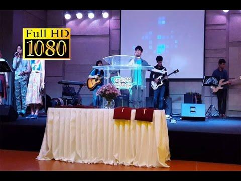 ข้าจะร้อง  Palm Sunday Shalom Church 30/8/15