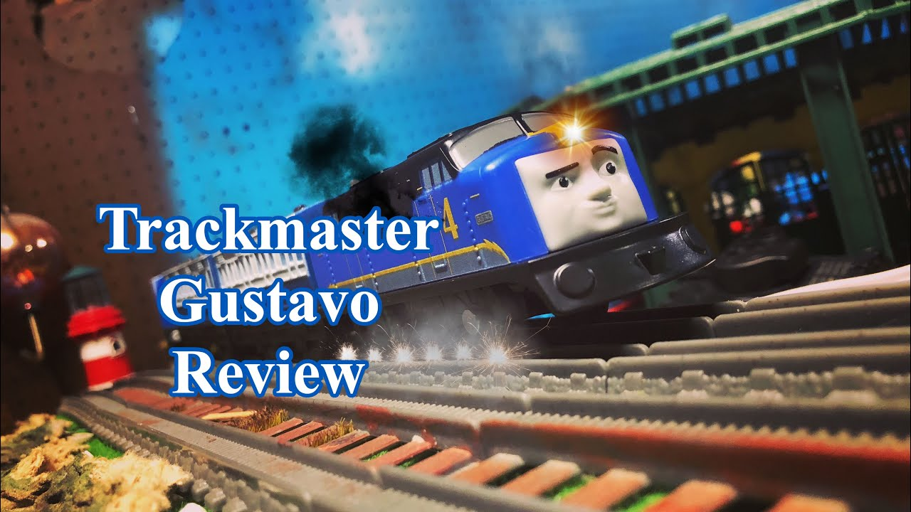 TRACKMASTER GUSTAVO REVIEW and RUN