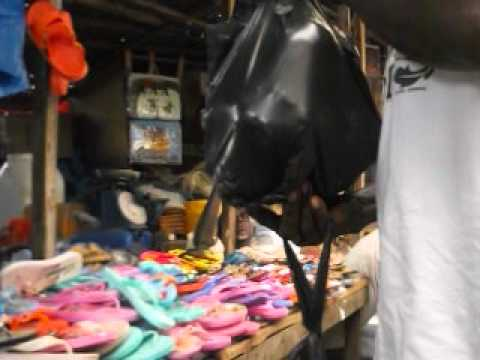 Banjul Market walkthrough 2