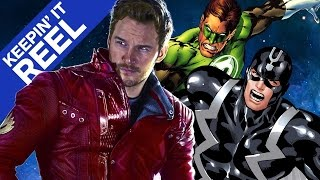 Is Space the Final Frontier for Superheroes? - IGN Keepin' It Reel, Episode 324
