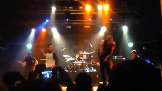 The Blackout - Running Scared Live