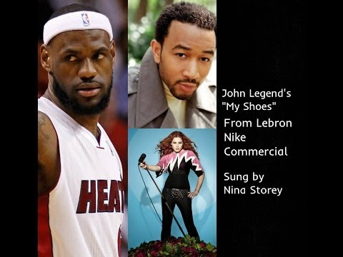 John Legend - My Shoes (Nina Storey Cover)