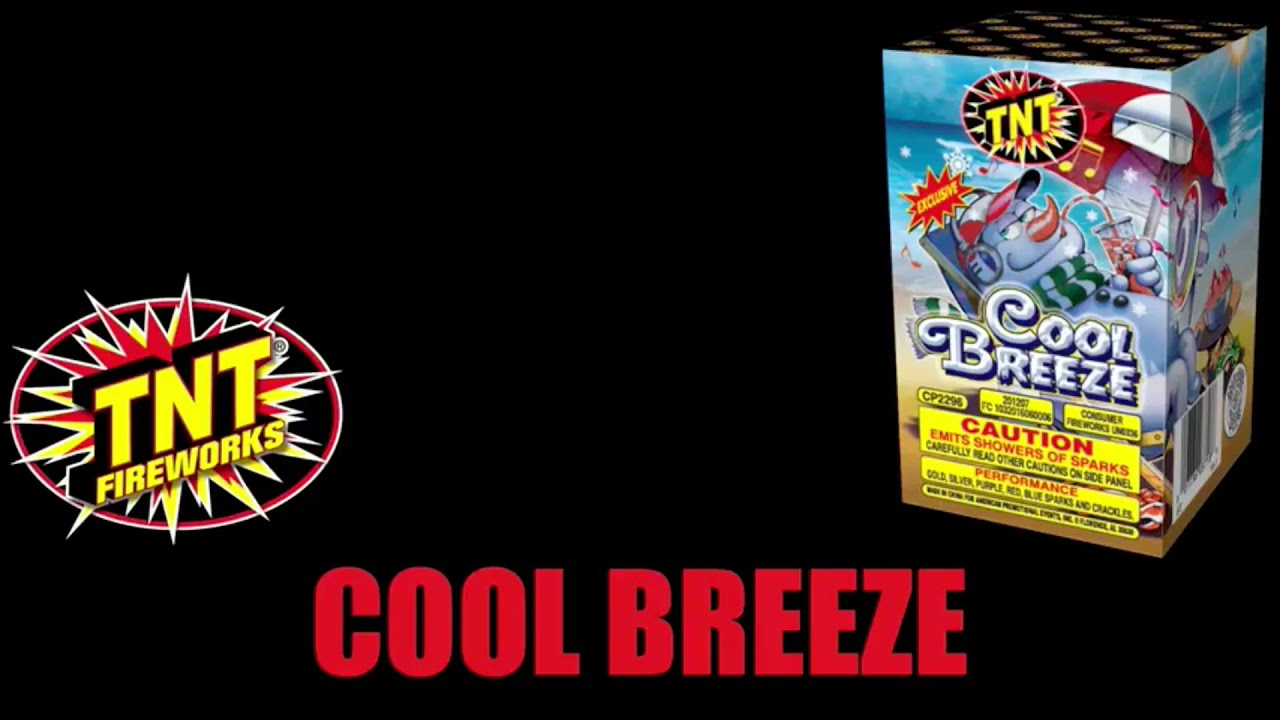 COOL BREEZE - TNT FIREWORKS