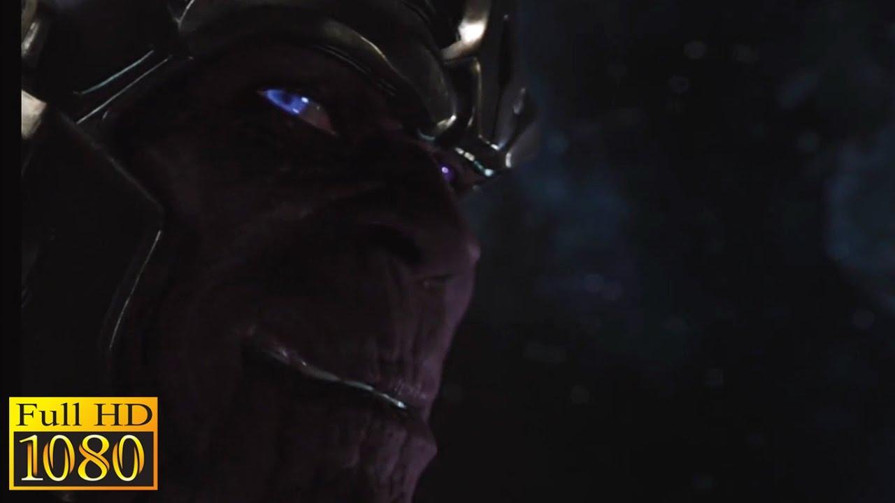 The Avengers (2012) - Thanos | - 40.6KB