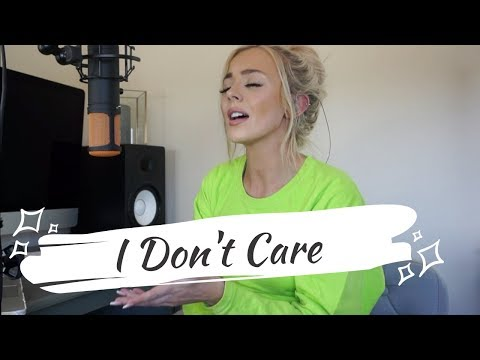 Download Lagu Ed Sheeran & Justin Bieber - I Don't Care MP3