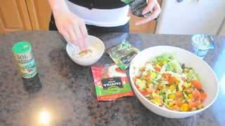 Odchudzanie  - smaczny i dietetyczny obiad