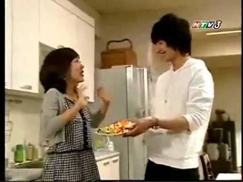 Yunho & Minjung (Cảm xúc không thể kìm nén)