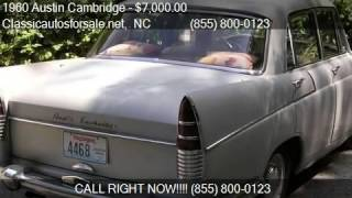 1960 Austin Cambridge  for sale in Nationwide, NC 27603 at C #VNclassics